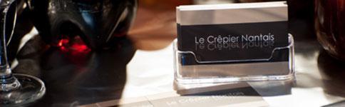 Le crêpier nantais : Crêperie mobile et traiteur événementiel à Nantes