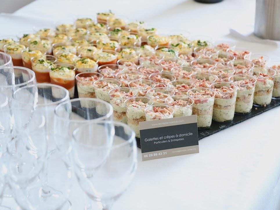 Traiteur anniversaire, baptême, communion, repas de famille à Nantes et Loire Atlantique